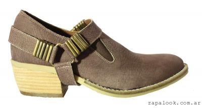 zapato texano invierno 2016 - TOPS calzados