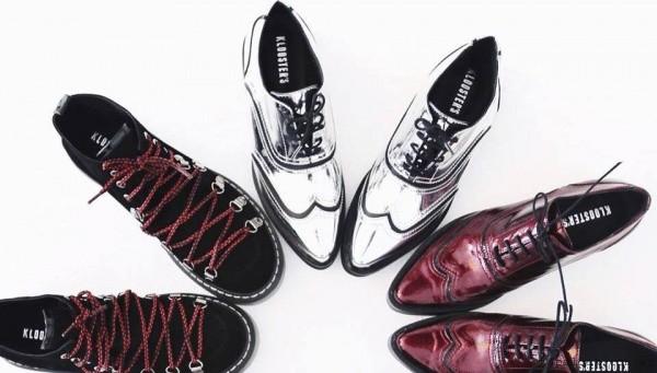 zapatos abotinados  Kloosters invierno 2016