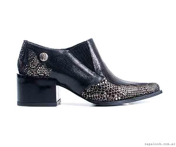 Boots fal winter Renzo Rainero otoño invierno 2016