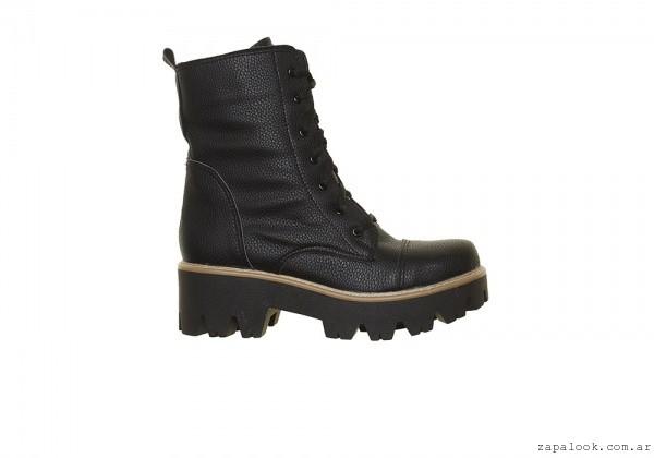 Borcego negros  - Berna calzados invierno 2016