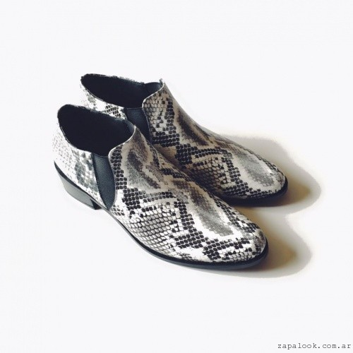 Botitas reptil invierno 2016 - Chao Shoes