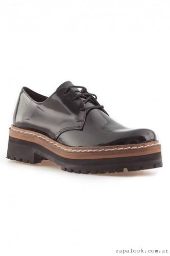 Clona - zapatos abotinados invierno 2016