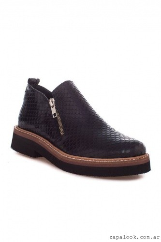 Clona - zapatos con cierre invierno 2016