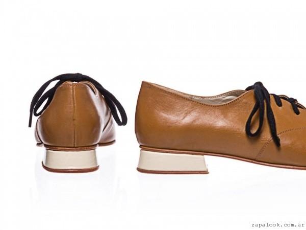 Zapatos acordonados  invierno 2016 - Josefina Ferroni