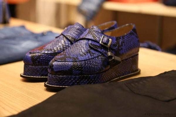 Zapatos azules invierno 2016 - Vitamina