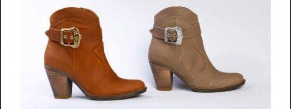 botinetas con taco  invierno 2016 - Lujuria calzados