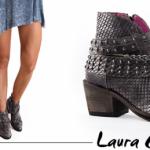 Laura Constanza – Calzado animal print invierno 2016