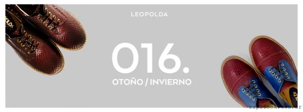 calzados abotinados  invierno 2016 - La Leopolda