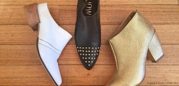 coleccion calzados  invierno 2016 - JOW