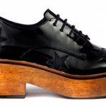 Donne – Zapatos base de madera invierno 2016