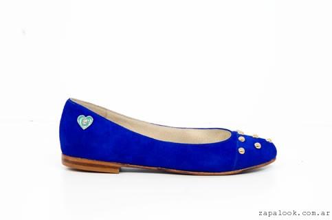 Balerina azul fuerte invierno 2016 - Lorena G