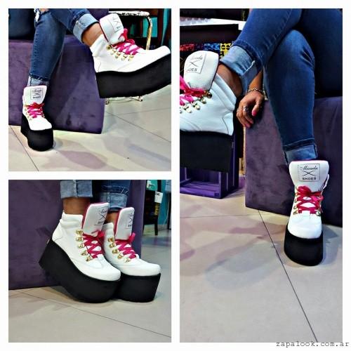 Calzados micaela borcego de colores invierno zapalook jpg 500x500 Micaela  pasos mujer zapatos de invierno 12bef2c08db2