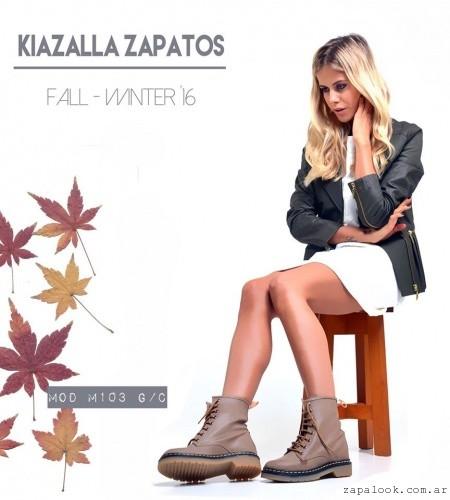 borcegos invierno 2016 - Kiazalla