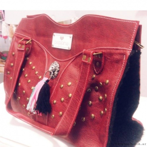 cartera bordo I love peppina invierno 2016