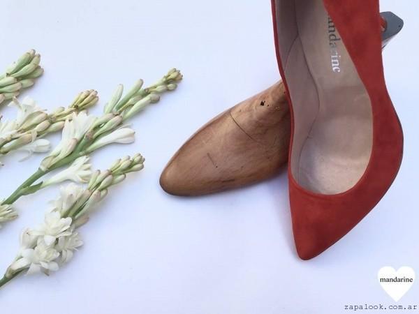 stilettos rojos invierno 2016  - calzados Mandarine
