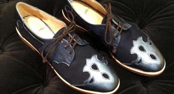 zapatos abotinados De Maria invierno 2016