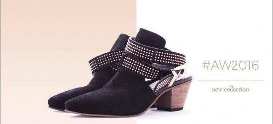 zapatos con punta  invierno 2016 - Mary Roose