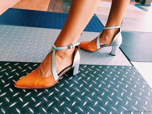 zapatos en punta  invierno 2016 - Jessica Kessel Shoes