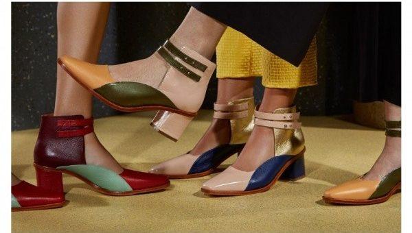 zapatos tacos bajos origiales invierno 2016 - Jessica Kessel Shoes