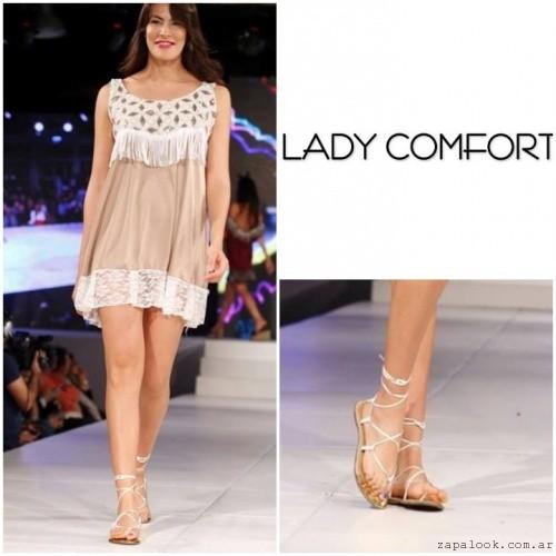 Chatitas verano 2017 - Lady Comfort