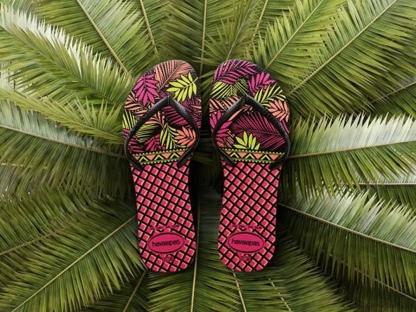 Havaianas - ojotas tropical verano 2017