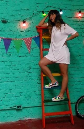 Tracy - zapatillas colores fluor primavera verano 2017