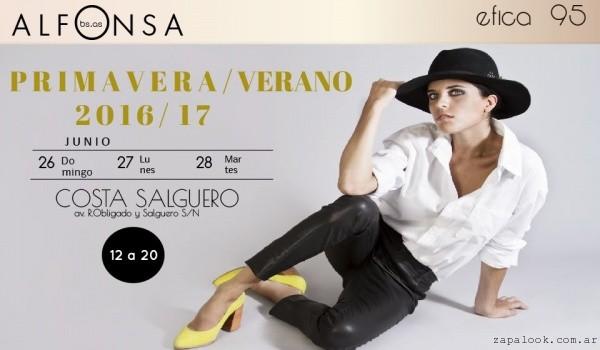 stilettos verano 2017 - Alfonsa Bs As - EFICA