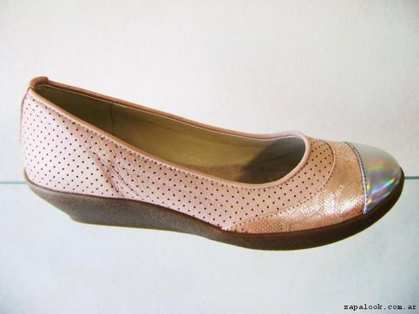 Zapato taco chino rosa primavera verano 2017 - Circle Urbano