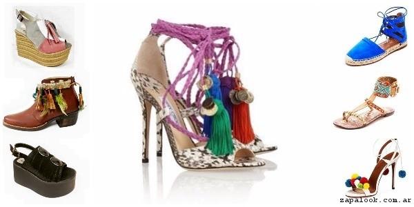 zapatos y sandalias RH by Lali Ramirez primavera verano 2017