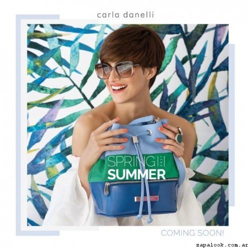 Cartera multicolor primavera verano 2017 - Carla Danelli