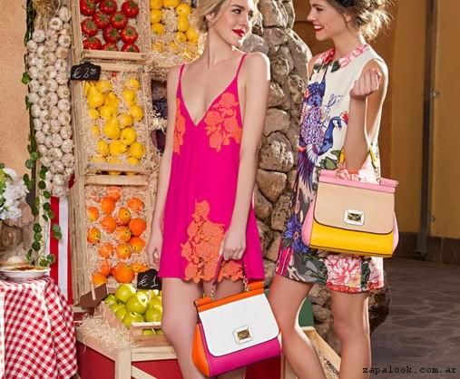 Carteras mini bag colores primavera verano 2017 - Topea