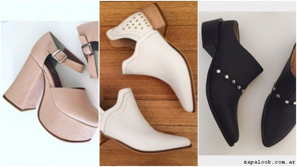 JOW - coleccion calzado verano 2017 - argentina