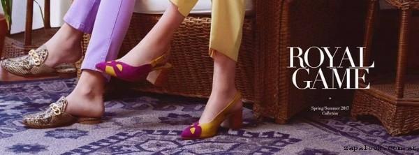 Lomm coleccion calzados primavera verano 2017