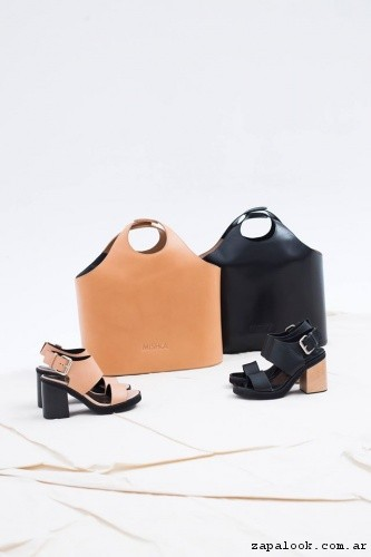 MISHKA - carteras y sandalias primavera verano 2017