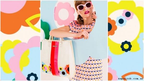 carteras coloridas chic verano 2017  - Jackie Smith