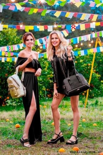 mochilas y carteras con tachas XL Extra Large verano 2017