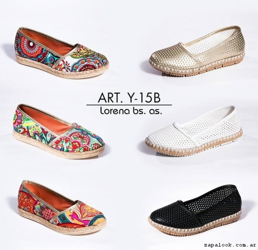 panchas de moda primavera verano 2017 - Lorena Bs As