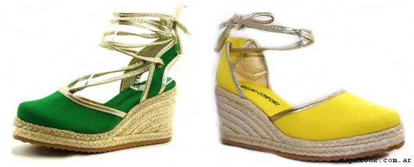 zapato taco chino base yute primavera verano 2016 - Ripani