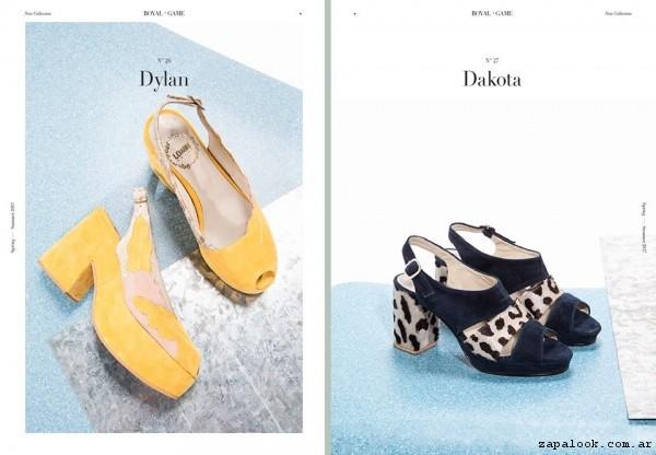 zapatos de gamuza primavera verano 2017 - LOOM