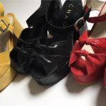 Chao Shoes – sandalias taco ancho verano 2017
