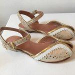 Alfonsina Fal – sandalias y zapatos verano 2017