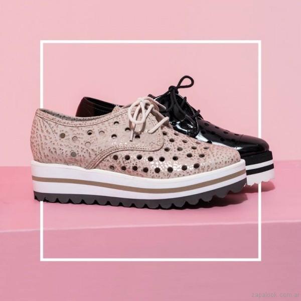 zapatillas caladas verano 2017 calzados gravagna