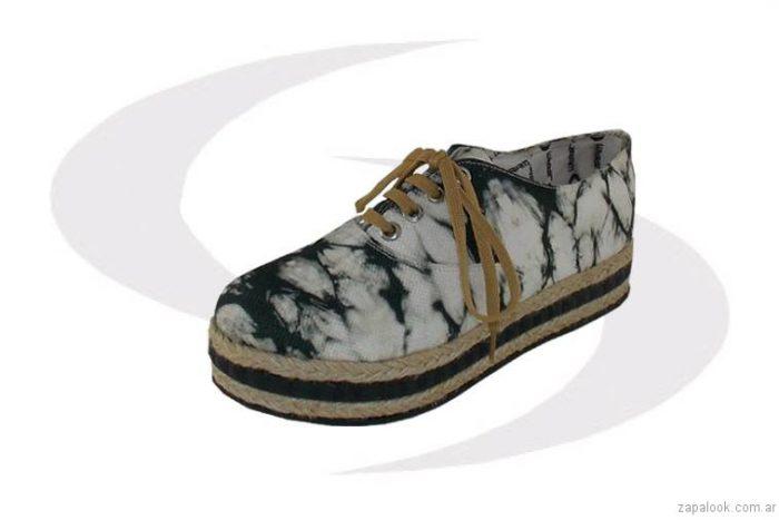 zapatillas con base de yute verano 2017 marilyn baires