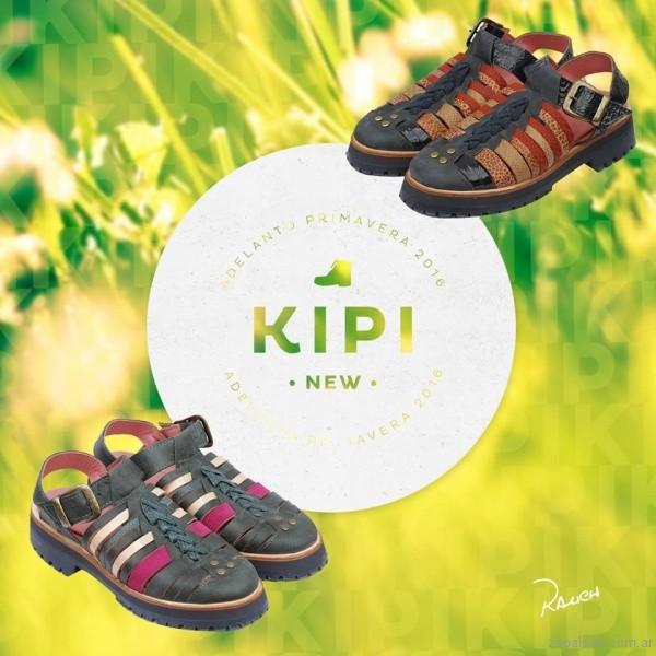 sandalia multiple tira rauch zapatos coleccion primavera verano 2017