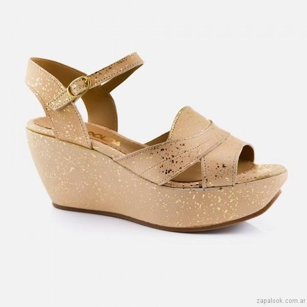 sandalias con plataformas calzado la leopolda verano 2017