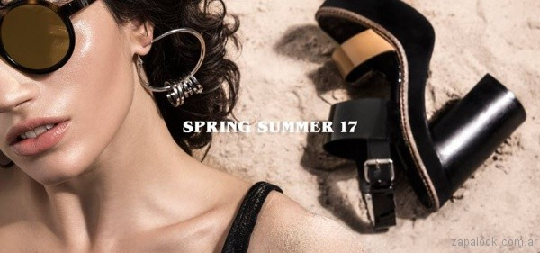 calzados donne primavera verano 2017