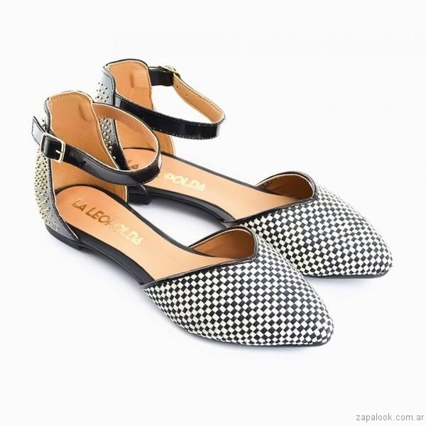 chatitas con puntas calzado la leopolda verano 2017