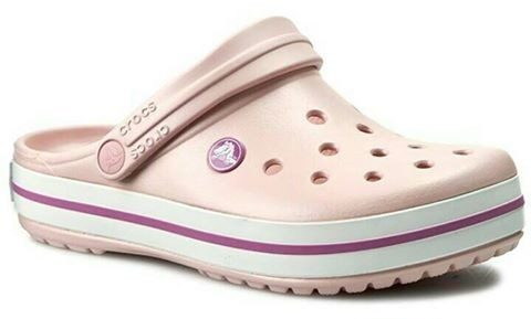 Zapatos azules Crocs para mujer tZonW