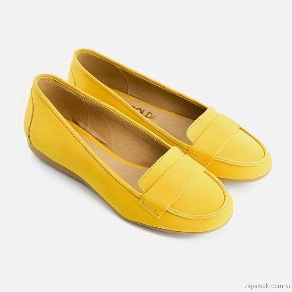 mcoasines amarillos calzado la leopolda verano 2017
