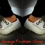 Orange fashion shoes – calzado juvenil verano 2017